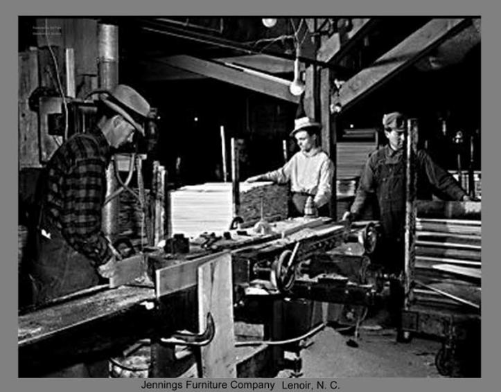 Jennings Furniture, Lenoir