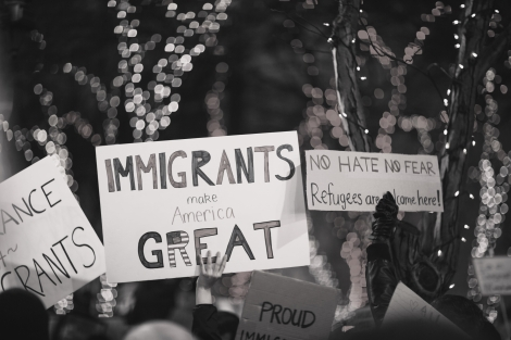 Immigrants make USA great