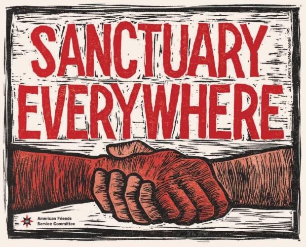Sanctuary poster FTR