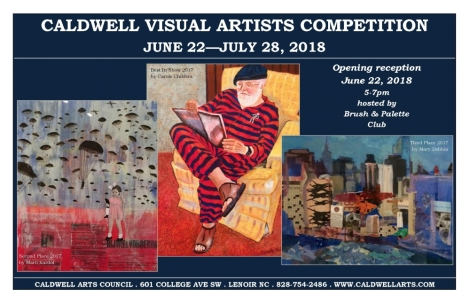 VISUAL ARTIST COMPETITION(3)