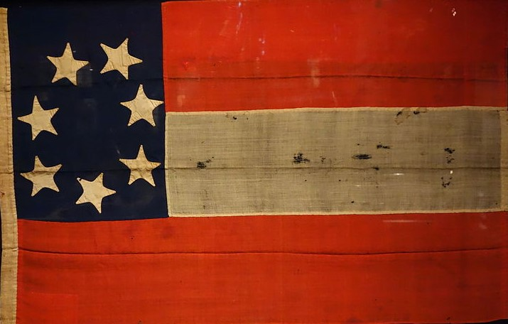 FTR confederate flag